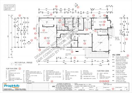 MyPropHub Drawing Standards Floor Plan 2